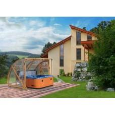 Подвижен покрив за джакузи Klasik Spa
