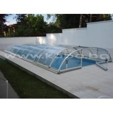 Подвижно покривало за басейн  Dallas A 6м / 3м